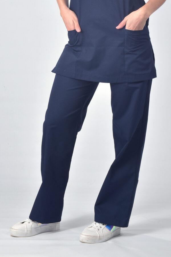 Navy Jordan Scrub Pants