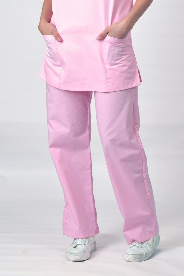 Pink Jordan Scrub Pants