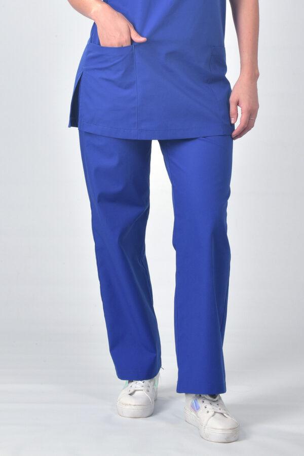 Blue Jordan Scrub Pants